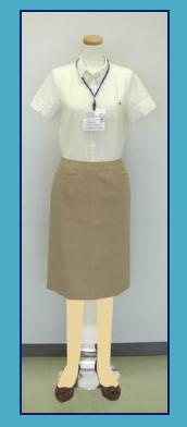 夏場の公務員女性はどんな服装?